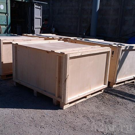 Ящики для перевозки хрупкого груза
