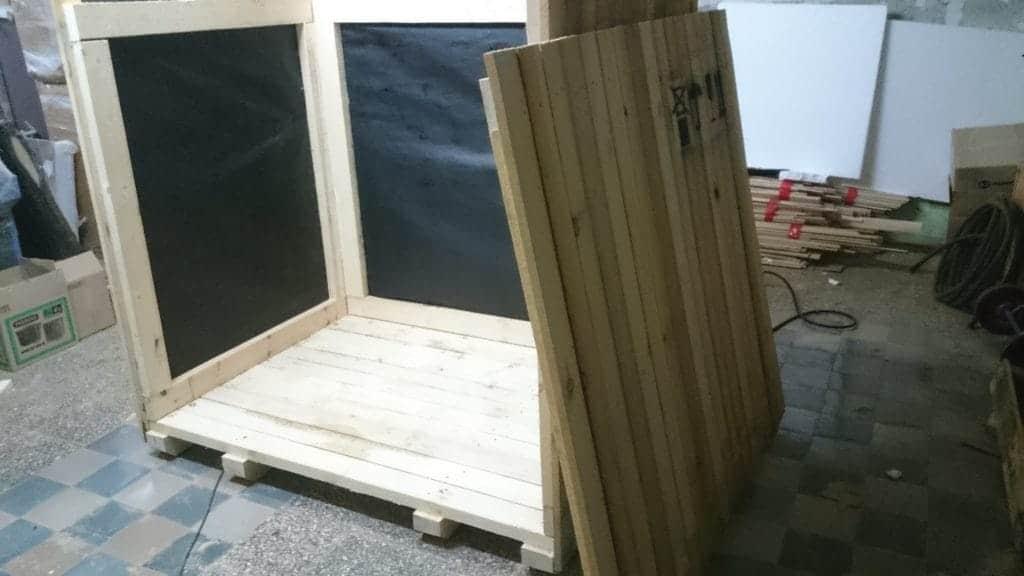 деревянные ящики по ГОСТу 3