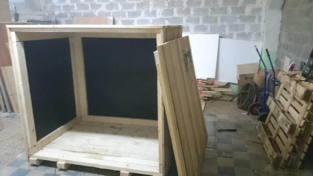 деревянные ящики по ГОСТу 4